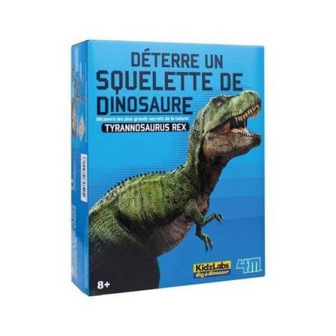 Coffret Déterre un Squelette - Tyranosaure