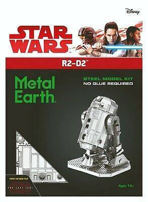 Maquette Metal Earth – Star Wars – R2D2