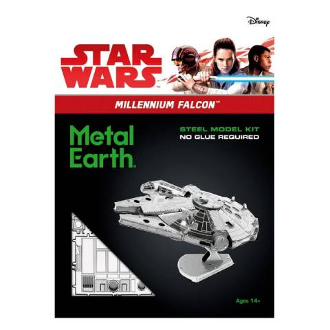 Maquette Metal Earth – Star Wars – Millennium falcon