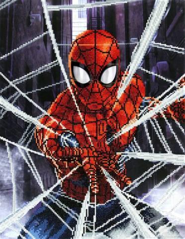 Tableau Diamond painting – Spider Man 42x55