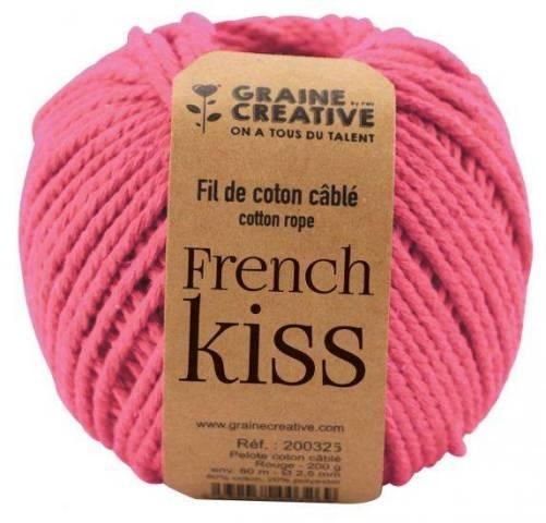 Fil de coton cablé 2,5mm – French kiss