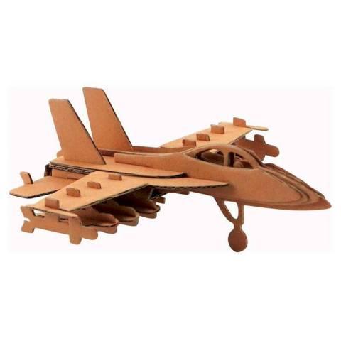 Maquette à assembler en carton – Avion