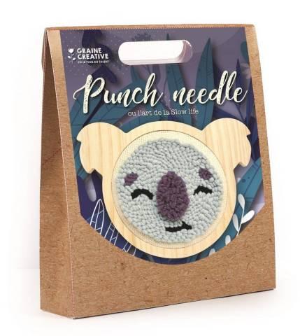 Punch Needle - Koala