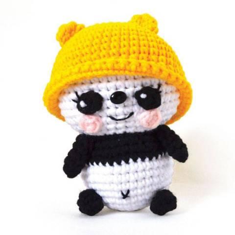 kit minigurumi - Nana le Panda