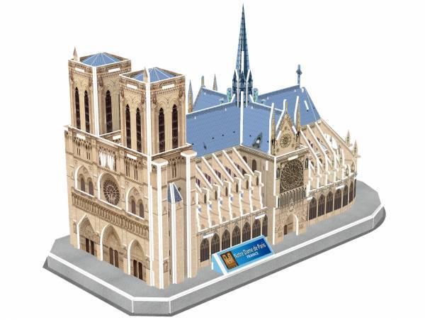 Notre-Dame de Paris à monter