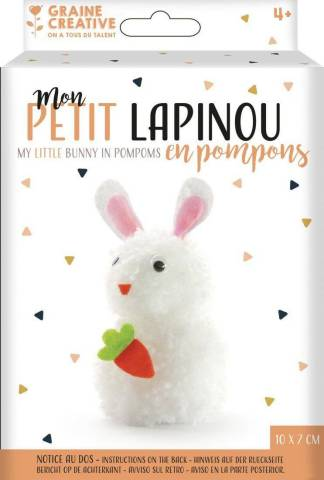 Mon petit Lapinou en pompons