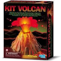 Kit Fabrique Ton Volcan