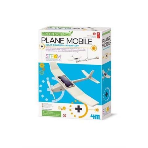 Kit Fabrique Un Avion Solaire