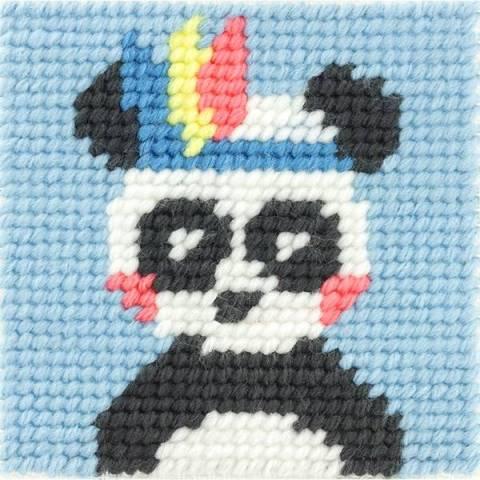 Mon Premier Caneva - Panda