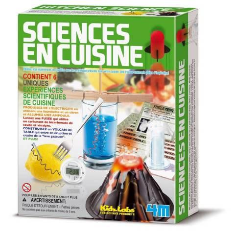 Sciences en Cuisine