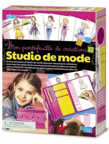 Studio de Mode Mon Portefeuille de Créations